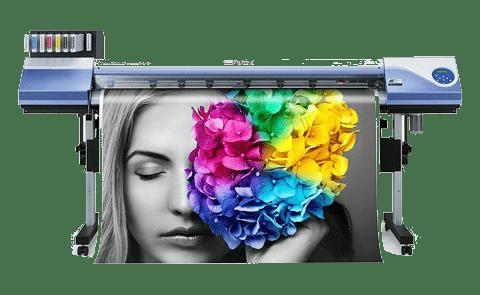 cyfrowa drukarnia wielkoformatowa - Ploter ekosolwentowy Roland VS-640I
