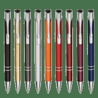 gadżety wyborcze - długopisy z nadurkiem