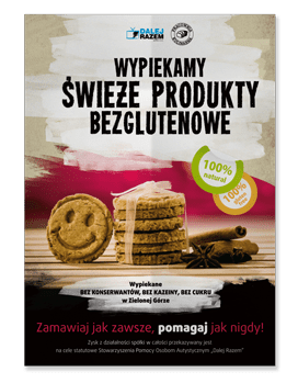projekt plakatu cyfrowego